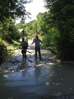 Travaux Pont La Borie 5