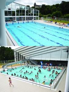 piscine 2 bassins