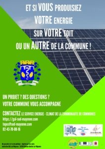 Flyer photovoltaique Houssay